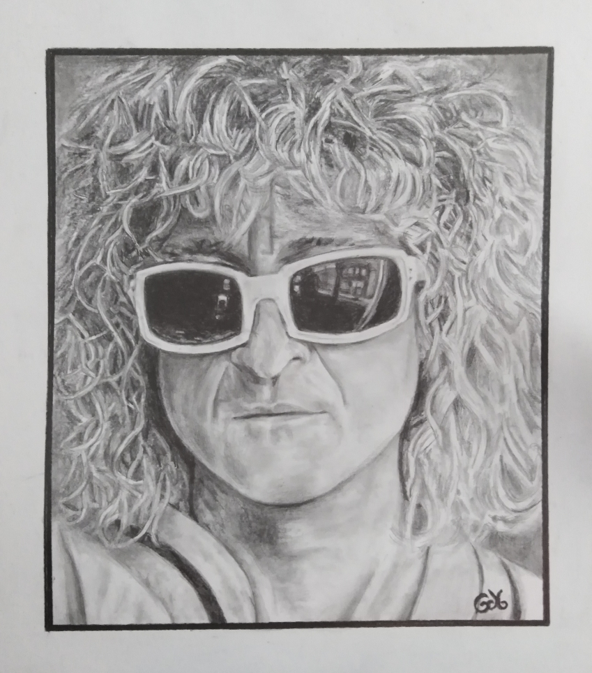 Michel Polnareff by Gima10